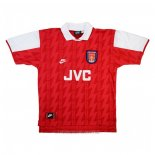 Camiseta del Arsenal Primera Retro 1994-1996
