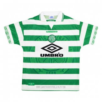 Camiseta del Celtic Primera Retro 1997-1999
