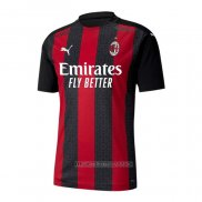 Camiseta del AC Milan Authentic Primera 2020-2021