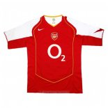 Camiseta del Arsenal Primera Retro 2004-2005