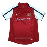 Camiseta del Arsenal Primera Retro 2000
