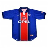 Camiseta del Paris Saint-Germain Primera Retro 1998-1999