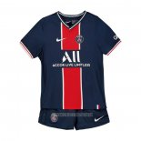 Camiseta del Paris Saint-Germain Primera Nino 2020-2021
