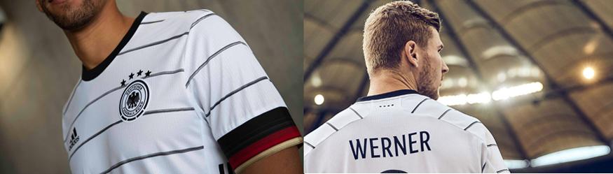 camiseta Alemania Euro 2020