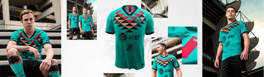 camiseta America 2020
