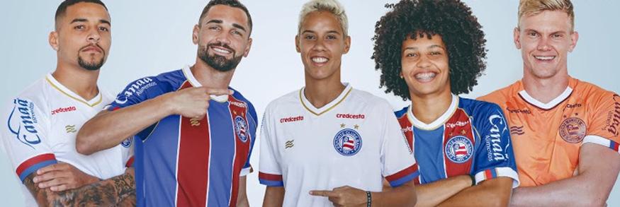 camiseta Bahia FC 2020