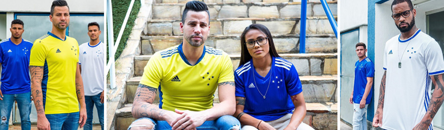 camiseta Cruzeiro 2020
