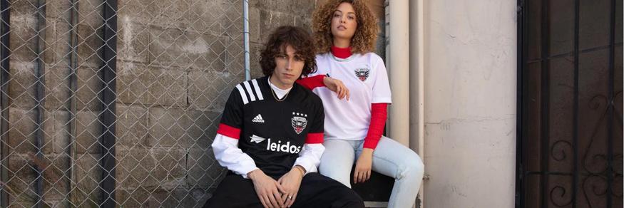 camiseta DC United 2020