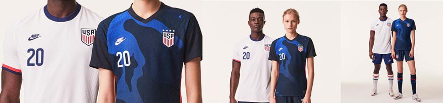 camiseta Estados Unidos 2020