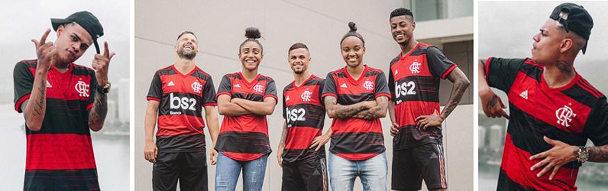 camiseta Flamengo 2020