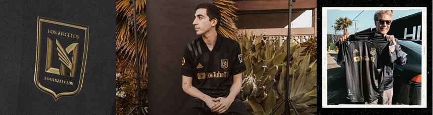 camiseta Los Angeles FC 2020