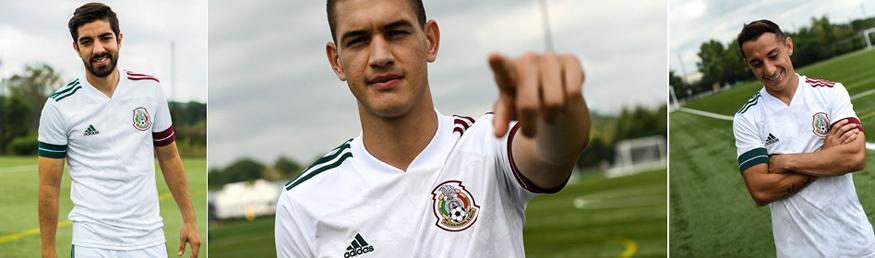 camiseta Mexico 2020