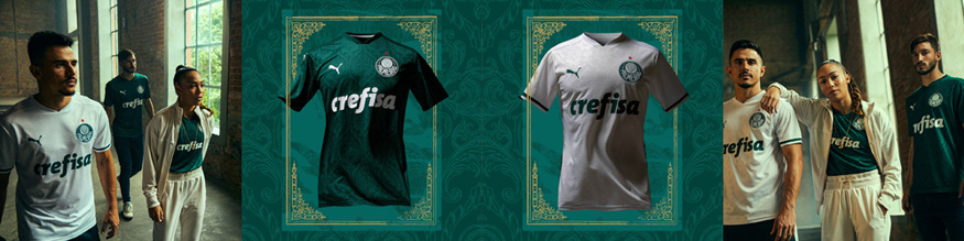 camiseta Palmeiras 2020