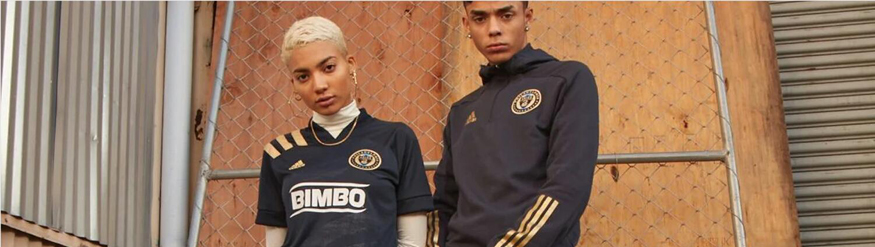 camiseta Philadelphia Union 2020