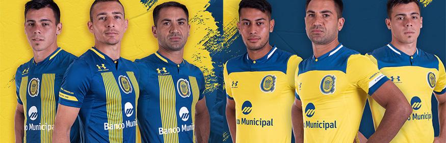 camiseta Rosario Central 2020