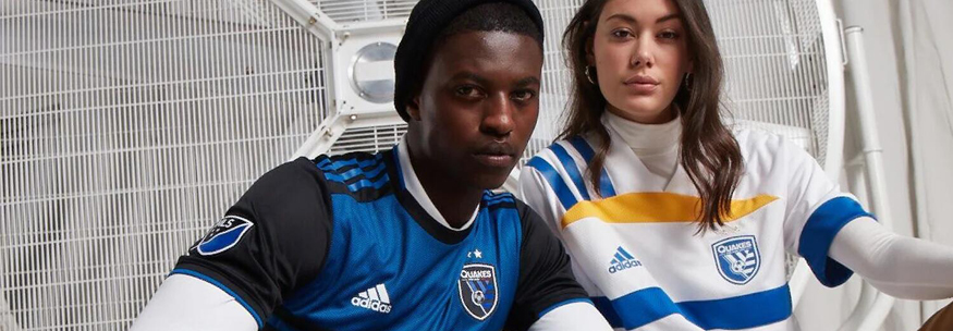 camiseta San Jose Earthquakes 2020