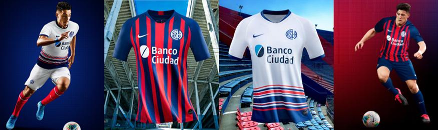 camiseta San Lorenzo 2020