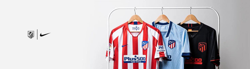 camiseta Atletico Madrid replica 19-20