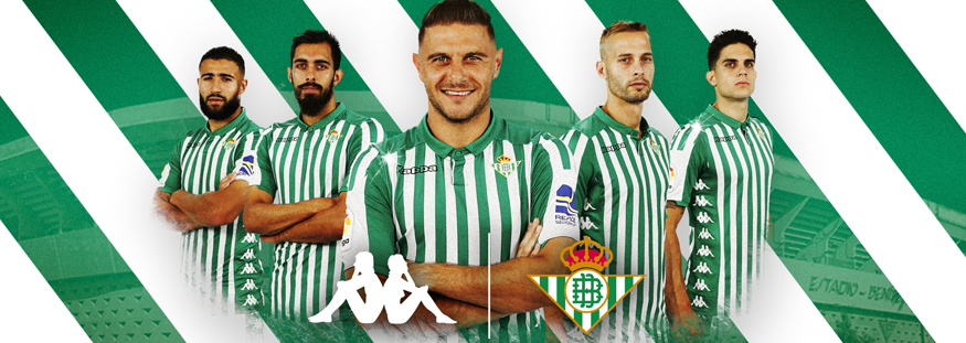 camiseta Real Betis replica 19-20