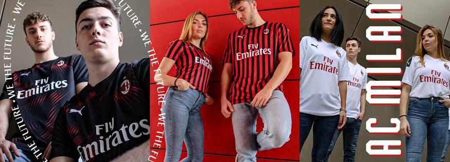 camiseta AC Milan replica 19-20