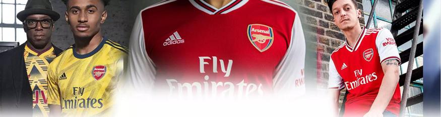 camiseta Arsenal replica 19-20