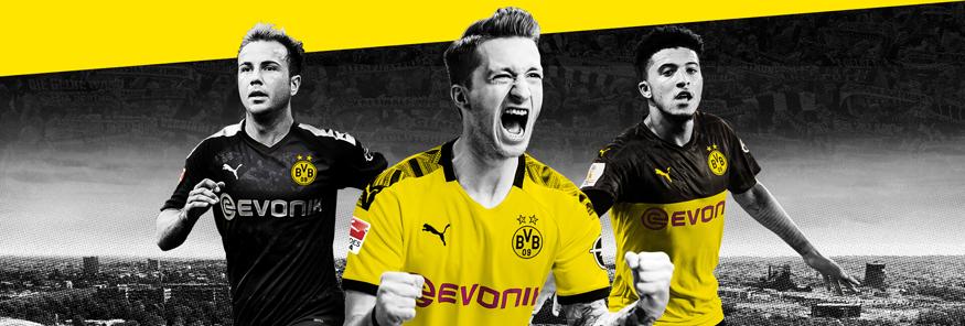 camiseta Borussia Dortmund replica 19-20