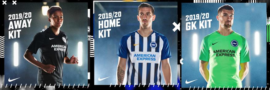 camiseta Brighton & Hove Albion replica 19-20