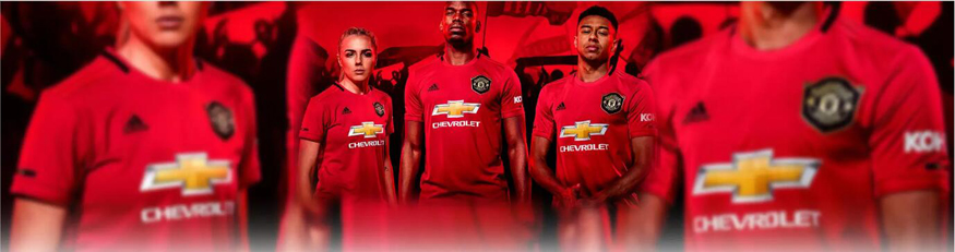 camiseta Manchester United replica 19-20