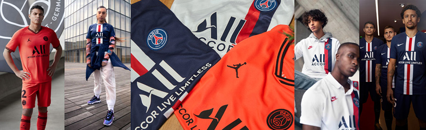 camiseta Paris Saint-Germain replica 19-20
