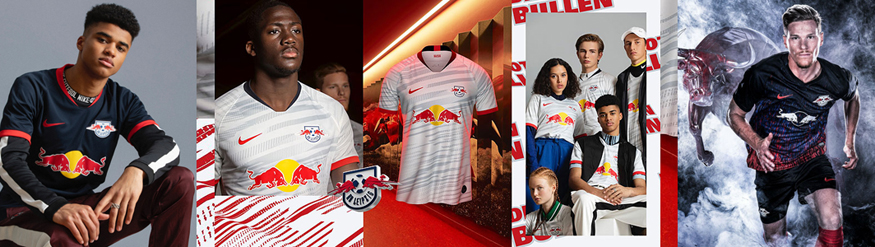 camiseta RB Leipzig replica 19-20