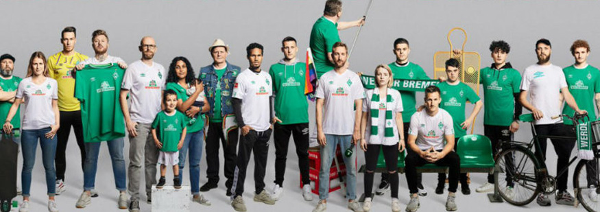 camiseta Werder Bremen replica 19-20